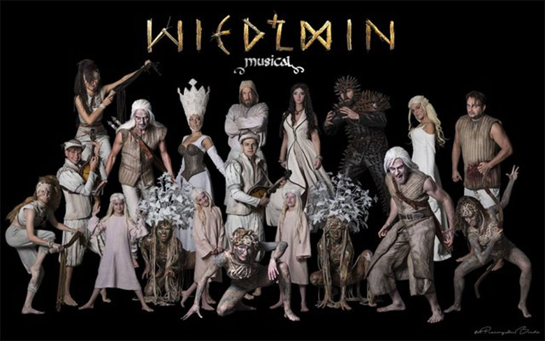 witcher musical cast